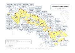 放射線測定地図・川崎全市(測定値)