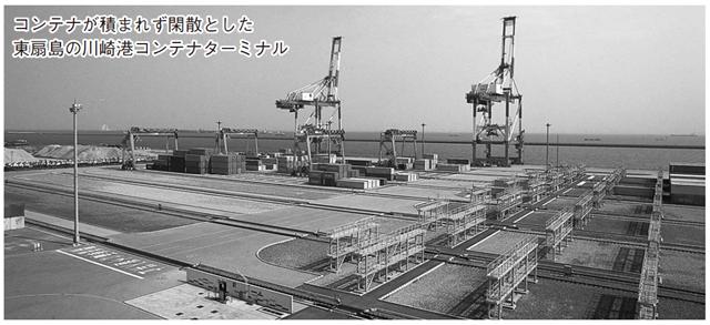 川崎港コンテナターミナル