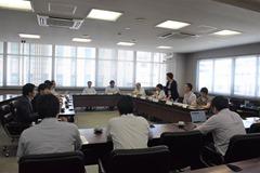 神奈川県弁護士会との懇談写真