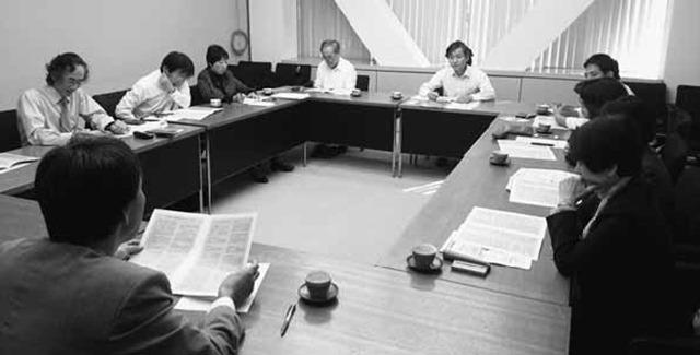 中小企業振興条例を制定している北九州市に視察