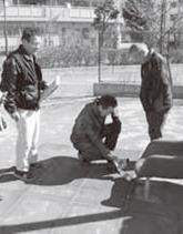 10人の議員が地元で放射線量を毎年測定